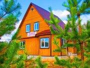Дом в деревне с выходом в лес - Фото 1
