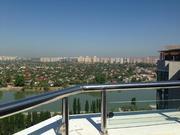 Пентхаус в жилом комплексе на берегу реки - Адмирал, Купить пентхаус в Краснодаре в базе элитного жилья, ID объекта - 320152276 - Фото 1