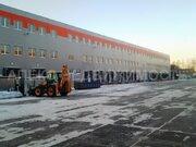 Аренда помещения пл. 600 м2 под склад, , склад ответственного хранения .