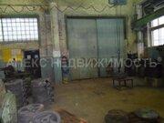 Продажа помещения пл. 1790 м2 под производство, Поварово .