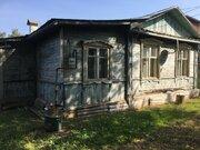 Жилой дом деревянный 50,8 кв.м. в городе Дмитров