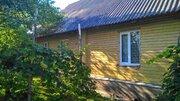 Добротный крепкий дом под Печорами, 1,2 Га. земли