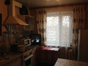 3-х комнатная квартира, 5/9п, 4 мкр д2, в хорошем состоянии, окна пвх, - Фото 3