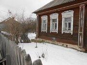 Дом в д.Бусаево, Клепиковского района, Рязанской области.