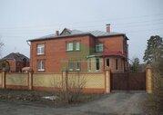 Продажа коттеджей в Патрушевой