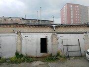 Гаражи и стоянки, ул. Восточная Желябова, д.32