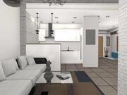 2-к.квартира с дизайнерским ремонтом в Ялте