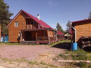 Продается дом 170 кв.м. на уч 10 сот в СНТ Родничковое м Блудное - Фото 1