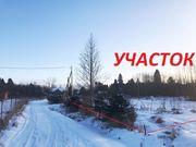 Участок 15 сот ИЖС в пос. Судаково на 1-й линия озера (Приозерский . - Фото 1