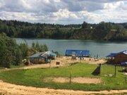 Дом в деревне рядом с остановкой, 30 соток, озеро и лес - Фото 3