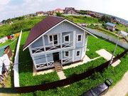 Продается новый дом на берегу реки - Фото 1