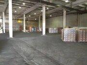 Отапливаемый склад 600 кв.м, пандус