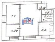 2-к квартира, 43.1 м, 2/5 эт.