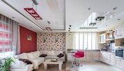 Продаётся видовая 3-х комнатная квартира в доме бизнес-класса. - Фото 2