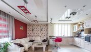 25 900 000 Руб., Продаётся видовая 3-х комнатная квартира в доме бизнес-класса., Продажа квартир в Москве, ID объекта - 329258079 - Фото 2