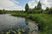 Продаётся участок площ. 15 сот. в д.Юминское на 1-й линии реки Хотча - Фото 4