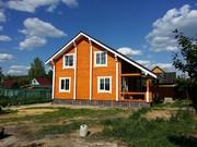 Загородный дом 160 кв.м д.Андреевское, 2км от г. Истра - Фото 1