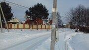 Дубровка Чеховский район 15 соток на Наре - Фото 1