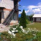 Двухэтажная кирпичная дача на Волге в районе села Подгорное