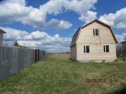 Новый брусовой дом в газифицированной деревне - Фото 1