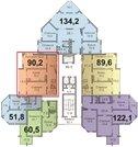 Продажа квартиры, Сочи, Ул. Виноградная, Купить квартиру в Сочи по недорогой цене, ID объекта - 319527173 - Фото 2