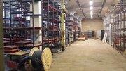 Сдается в аренду складское теплое помещение общей площадью 650 кв.м.