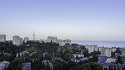2х комнатная квартира видовая (панорамный вид), Купить квартиру Партенит, Крым по недорогой цене, ID объекта - 325057747 - Фото 2
