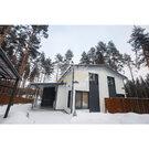 Продается отличный дом 130 кв.м. на участке 6 соток, Продажа домов и коттеджей в Москве, ID объекта - 503435186 - Фото 1