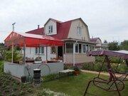 Теплый дом с сауной на Мошковском заливе в Конаково - Фото 1