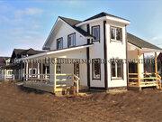 Лесные Озера. Новый готовый дом 146кв.м. на прилесном участке 10 соток