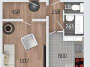 1 902 922 Руб., Продажа однокомнатной квартиры в новостройке на Корейской улице, влд6а ., Купить квартиру в Воронеже по недорогой цене, ID объекта - 320574504 - Фото 2