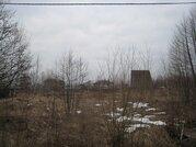 Продается земельный участок в д.Поповка