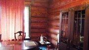 Дом у леса 300 кв.м. из сруба на 12 сот. Домодедовский р-н. - Фото 4