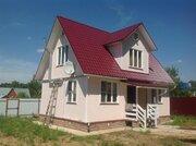 Дом в Новой Москве недорого в Варварино по Калужскому шоссе в 20 км - Фото 5
