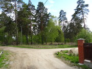 Участок в окружении леса (ИЖС), п. Исток, черта Екатеринбурга. - Фото 3