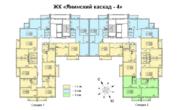 Предлагается 2-х к.кв. 61,17 кв.м. в ЖК «Янинский каскад-4» в п. Янино - Фото 4