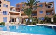 Трехкомнатный апартамент с фантастическим видом на море в Пафосе