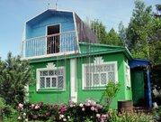 Садовый участок с кирпичным домом в Советском районе Казани. - Фото 1