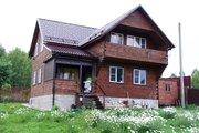Жилой дом с мебелью и коммуникациями в деревне, 19 соток, 85км от МКАД