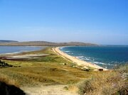 Участок у берега Азовского Моря и Лечебного озера чокрак - Фото 2