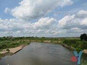 Участок в уникальном месте на берегу реки Жиздра - Фото 1
