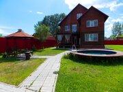 Коттедж на Шлюзе посуточно в Новосибирске