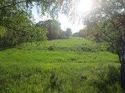 Продам земельный участок 12 сот. в д. Новые Кузьмёнки, Серп. р-на - Фото 1