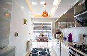 Шикарная двухуровневая квартира 4+2 (6 комнат) с видом на горы и море, Купить квартиру Анталья, Турция по недорогой цене, ID объекта - 329303430 - Фото 3