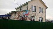 Дом в СНТ Радуга, Зубовский сельсовет - Фото 1