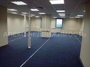 Аренда офиса 170 м2 м. Калужская в бизнес-центре класса А в Коньково