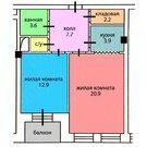 Продается квартира г.Москва, Подсосенский переулок, Купить квартиру в Москве по недорогой цене, ID объекта - 322482861 - Фото 9