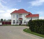 Продается кирпичный дом около озера в д.Спас-Каменка - Фото 1