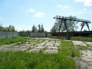 Участок промышленной земли в Орехово-Зуевском районе 37 соток - Фото 1