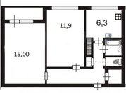 Срочная продажа 2 комнатной квартиры., Купить квартиру в Санкт-Петербурге по недорогой цене, ID объекта - 326163540 - Фото 11